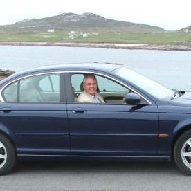 CAR (Jag SJ03NLY)