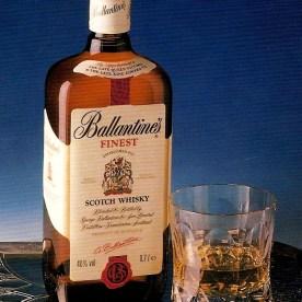 Goose - Dumbuck - Ballantine's whisky