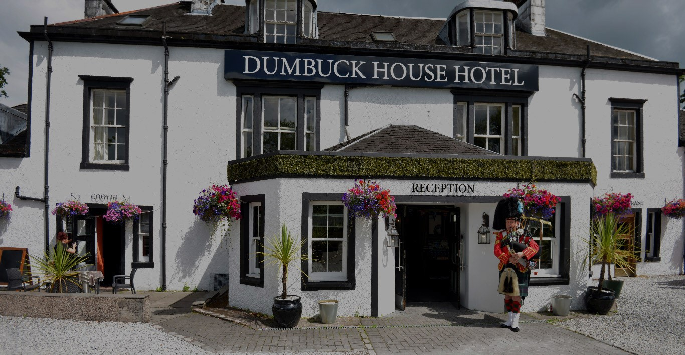 DUMBUCK HOTEL: WE ARE VERY MUCH OPEN FOR DELIVERIES