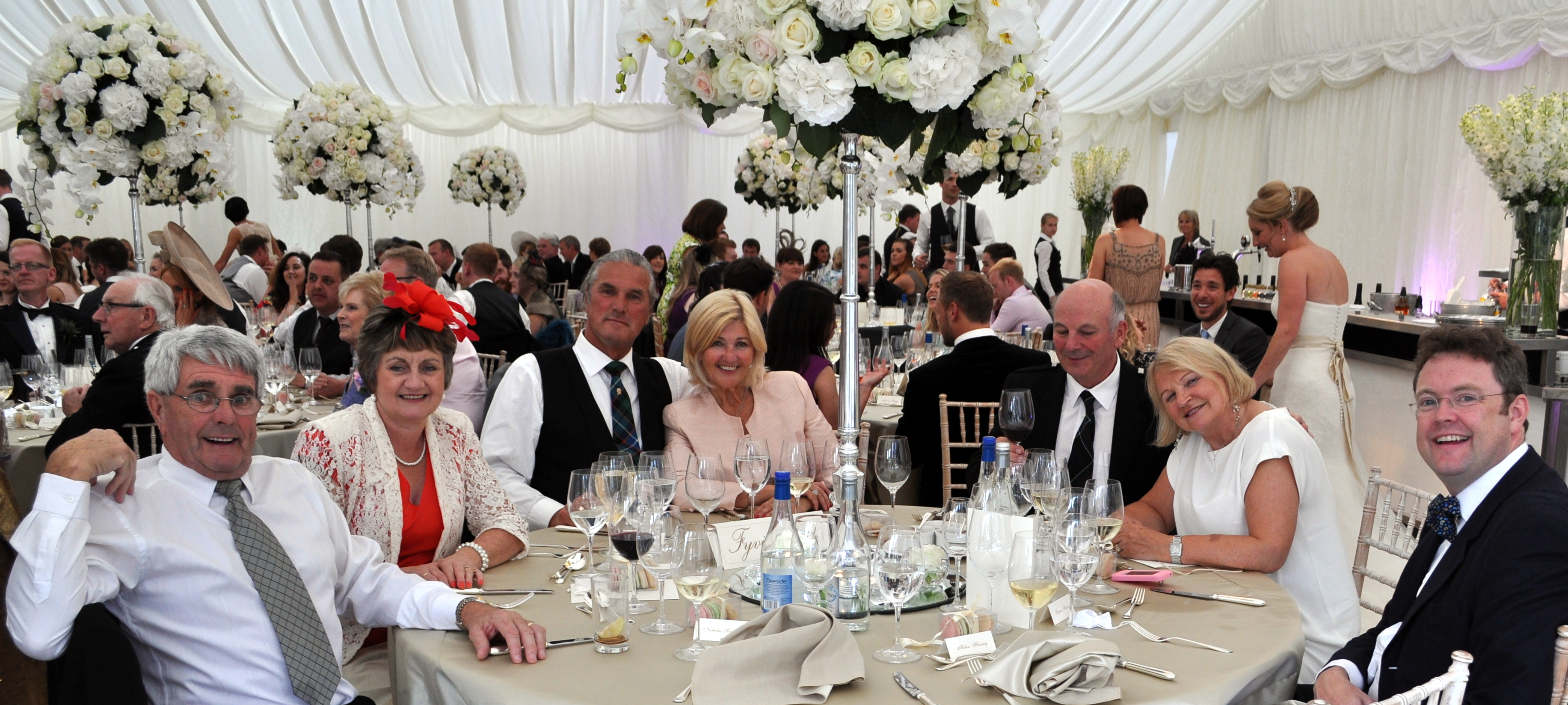 HOSPITALITY: SCOTTISH WEDDING INDUSTRY £25 MILLION FUND