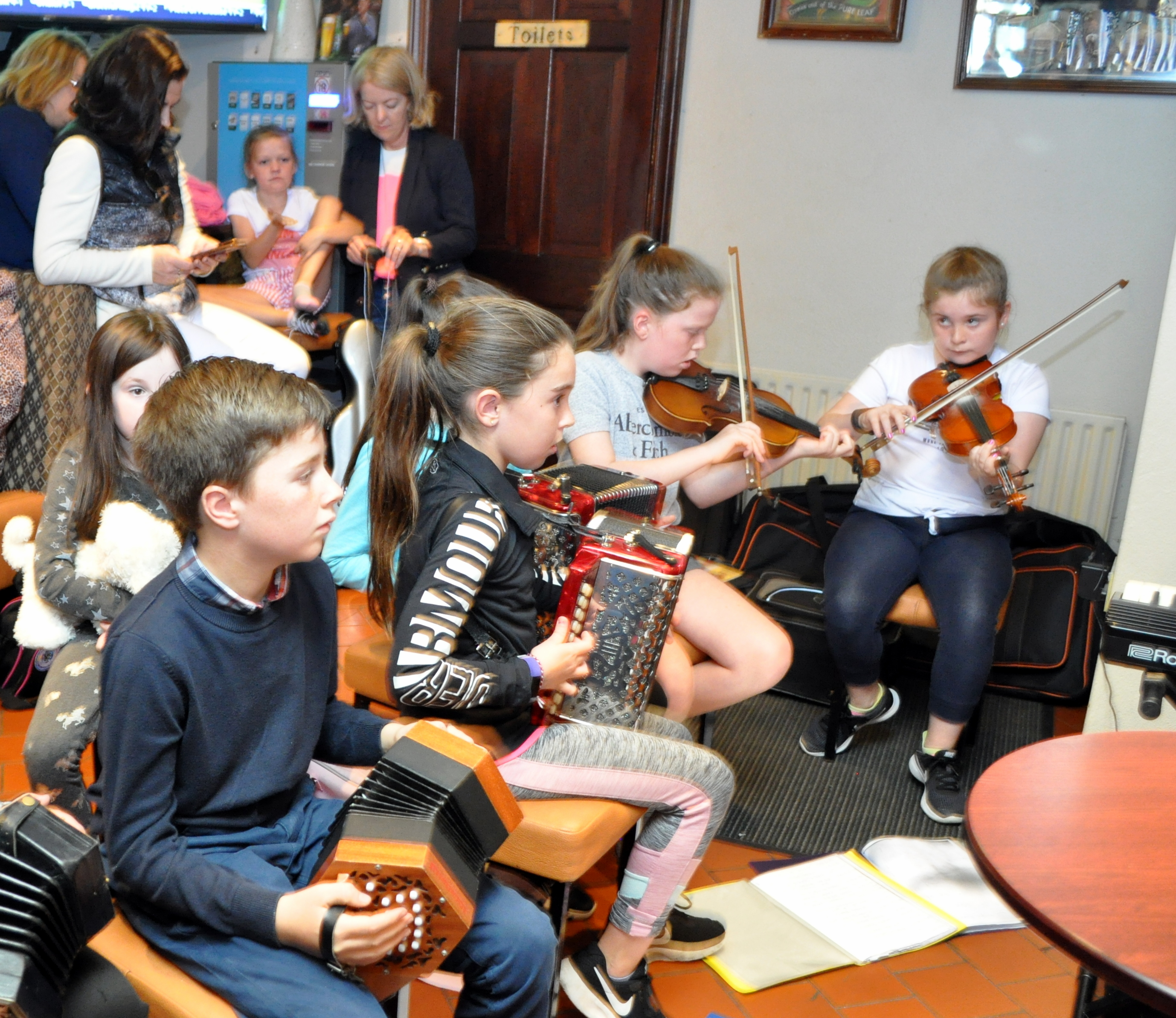 INVESTIGATION: The number of children learning a musical instrument has halved