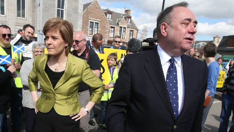 BRIAN WILSON COLUMN: DON'T BLAME MSPs WHO TRY TO GET AT THE STURGEON-SALMOND TRUTH
