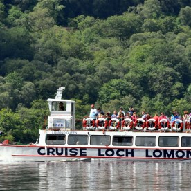 Cruise Loch Lomond 2