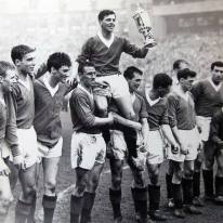 Rangers team from the 1960s