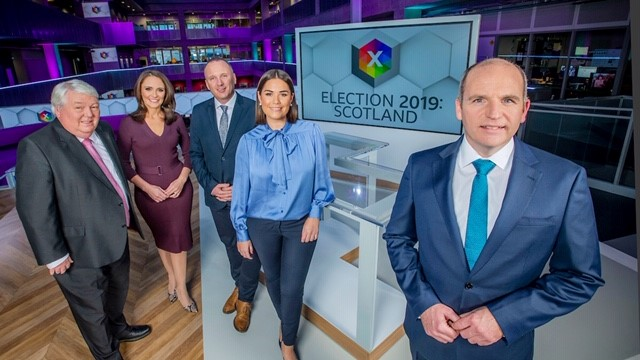 ELECTION:  BBC Scotland coverage of elections to extend over three days