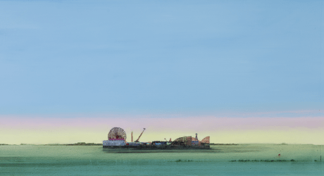 ART EXHIBITION: Jock McFadyen – Lost Boat Party