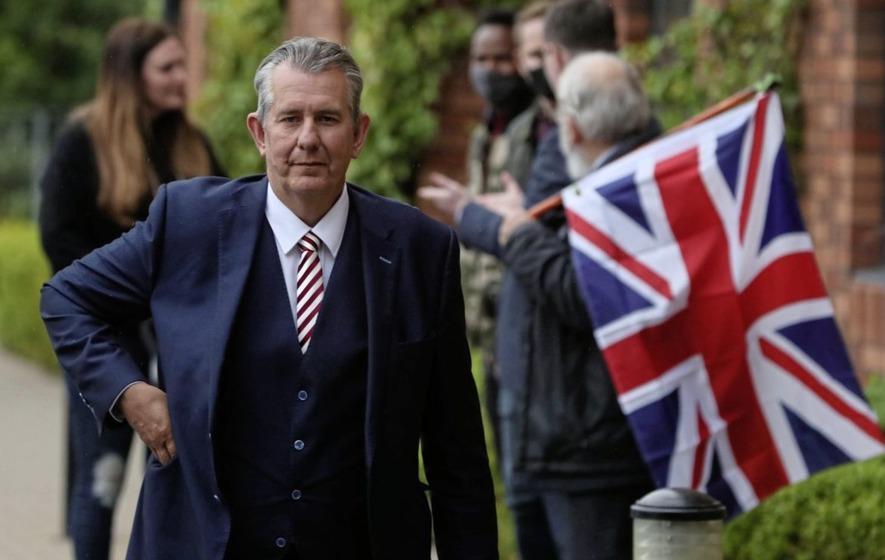 POLITICS: Edwin Poots quits as DUP leader after party revolt