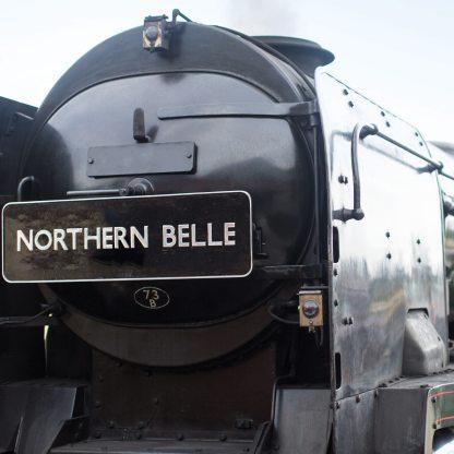 Belle 4 Steam loco