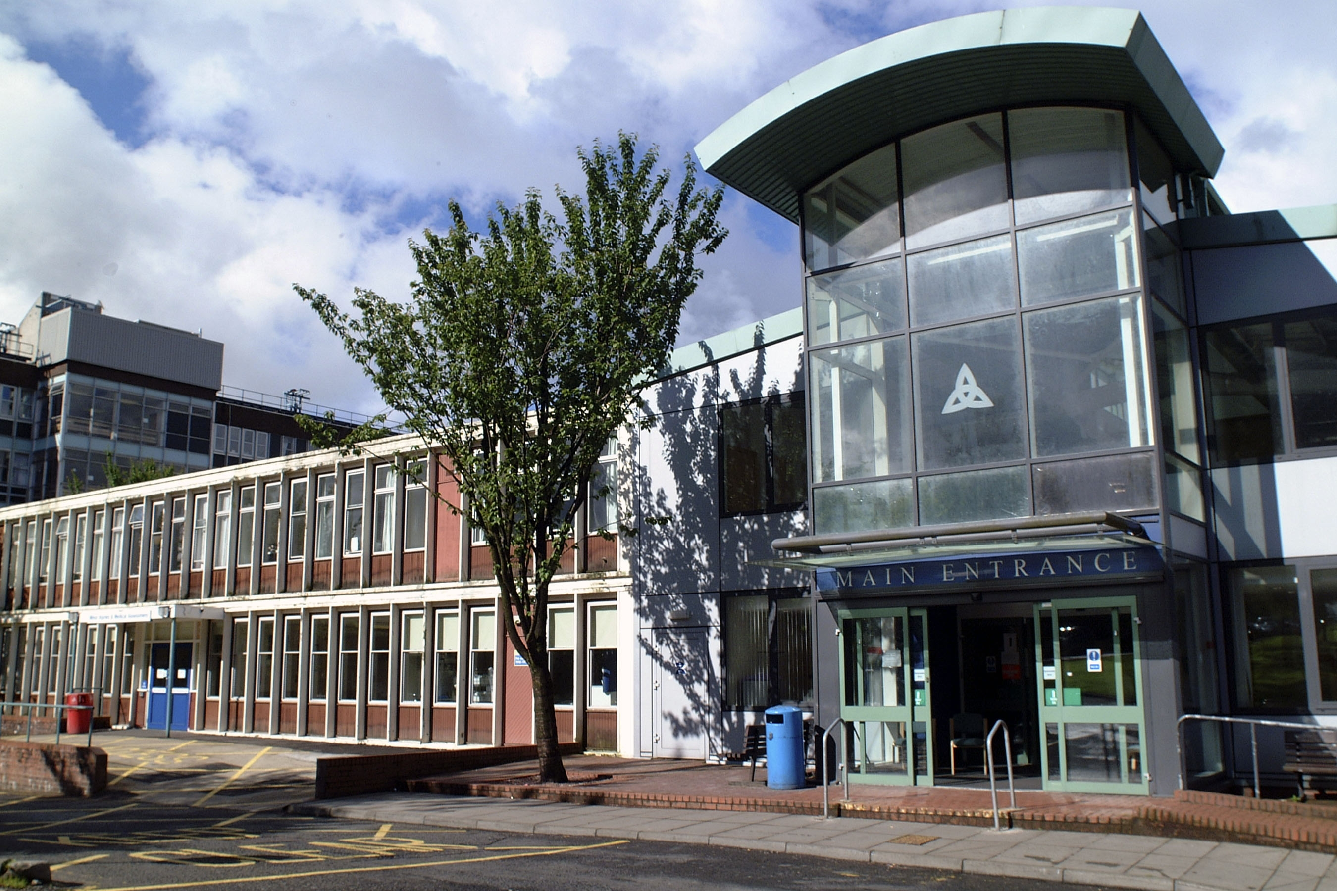 New Hospital visiting arrangementsfor Vale of Leven and Dumbarton Joint