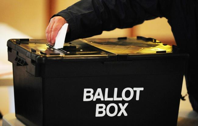 """POLITICS: Westminster first-past-the-post elections """"outdated anomaly"""", campaigners say"""
