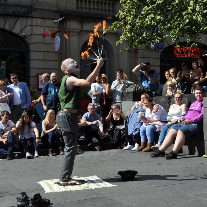 Fire eater festival 2