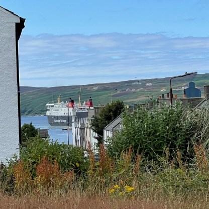 Islay harbour