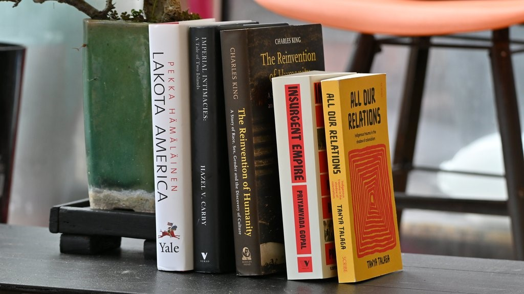 BOOKS: NOT LIKE THE OTHERS