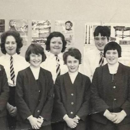Clerkhill choir 1970 2