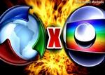 Record X Globo