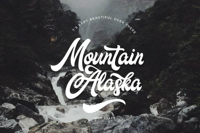 Fountain Typeface