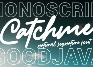 Catchme Font