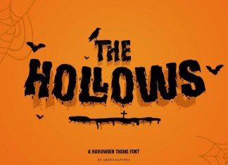 The Hollows Font