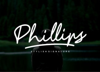 Phillips Font