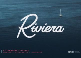 Riviera Font
