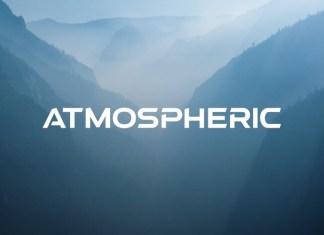 Atmospheric Font