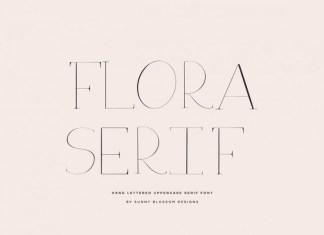 Flora Font