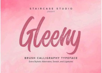 Glenny Font