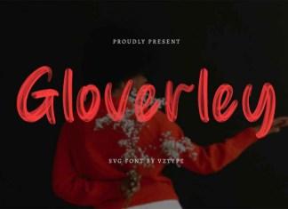 Gloverley Font