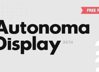 Autonoma Font