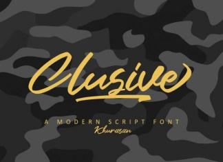 Clusive Font