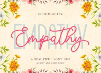 Empathy Font