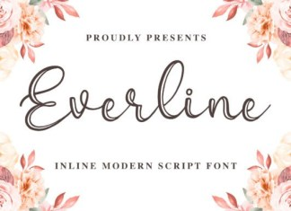 Everline Font