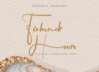 Firlands House Font