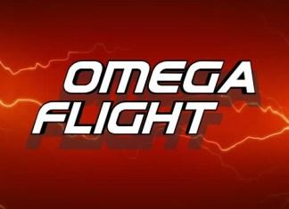 Omega Flight Font