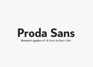 Proda Sans