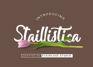 Staillistica Font