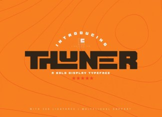 Thuner Font