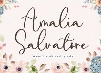 Amalia Salvatore Font