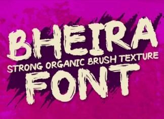 Bheira Font