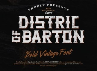 Distric of Barthon Font