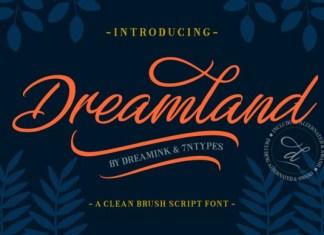 Dreamland Font