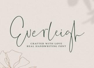 Everleigh Font