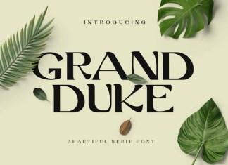 Grand Duke Font