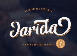 Jarida Font