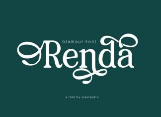 Renda Font