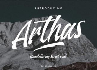 Arthas Font