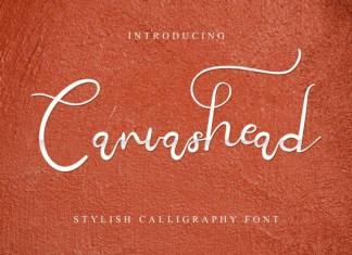 Canvashead Font