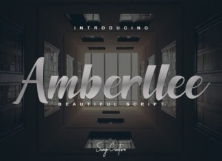 Amberllee Font