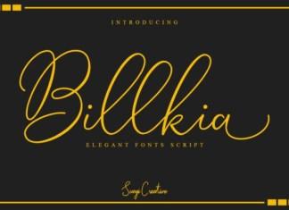 Billkia Font