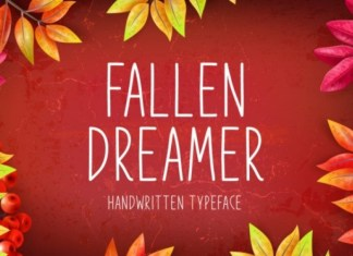 Fallen Dreamer Font